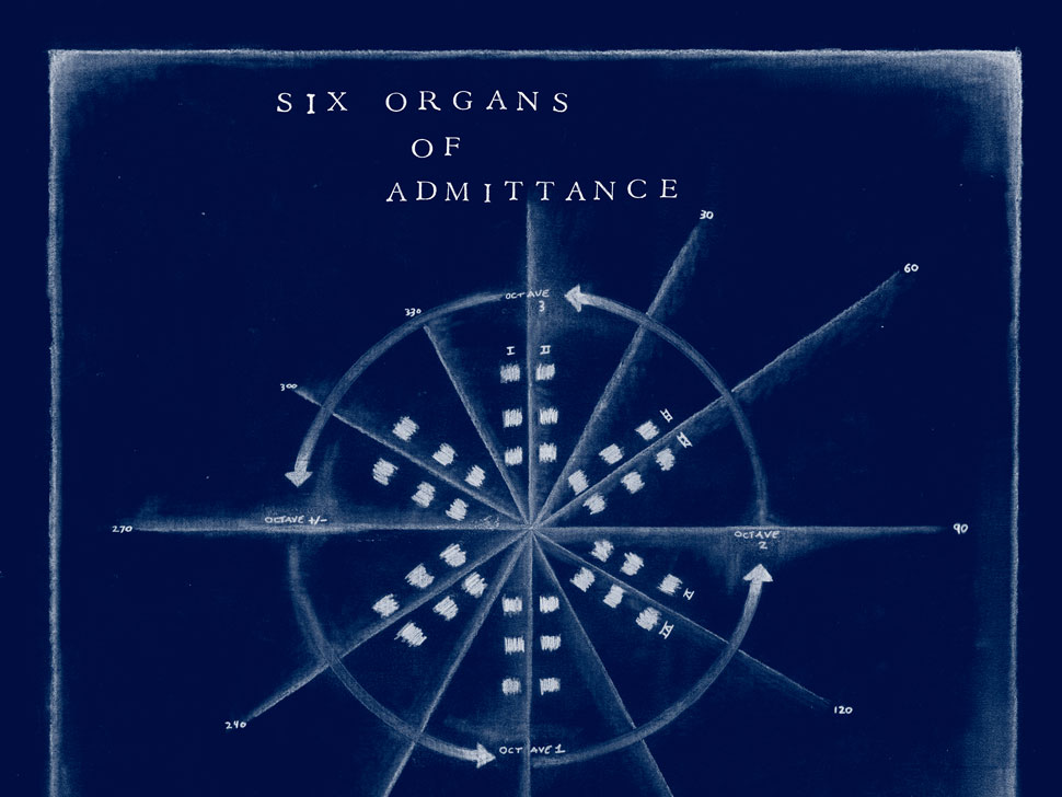 Six Organs of Admittance en concert
