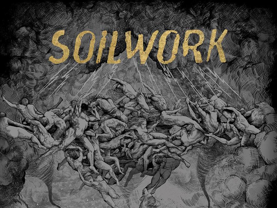Soilwork en concert