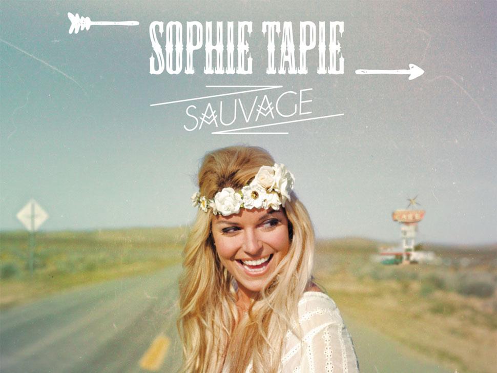 Sophie Tapie en concert
