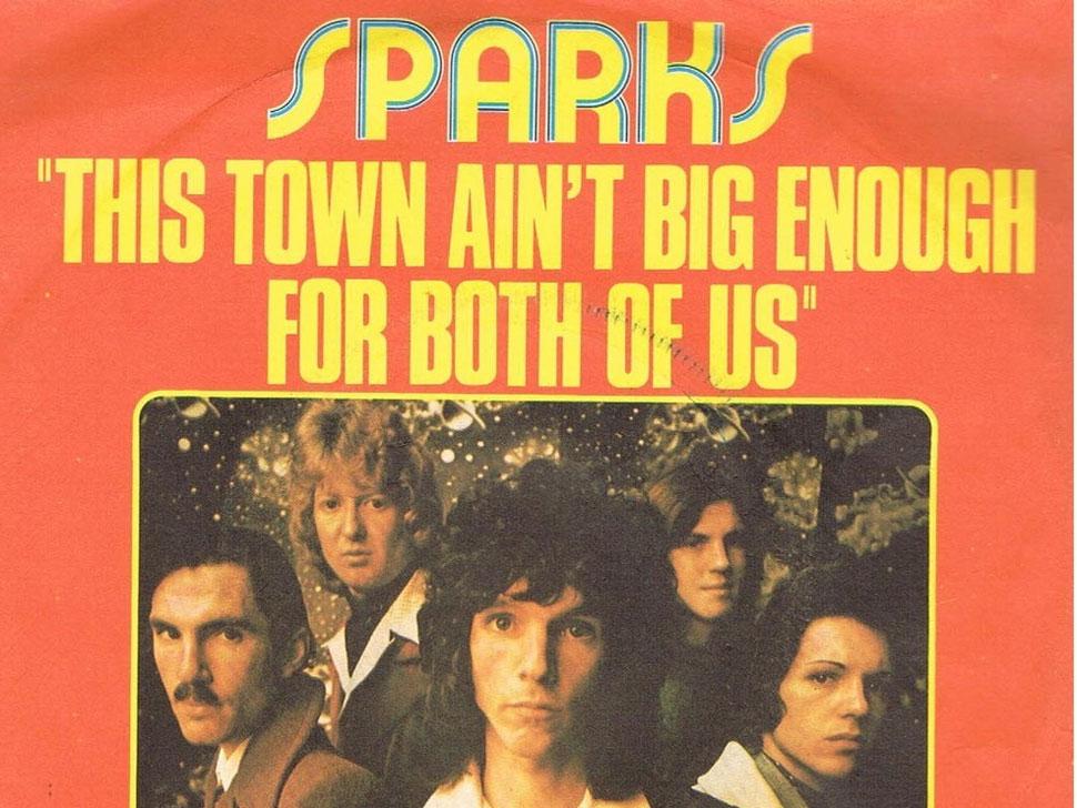 Sparks en concert