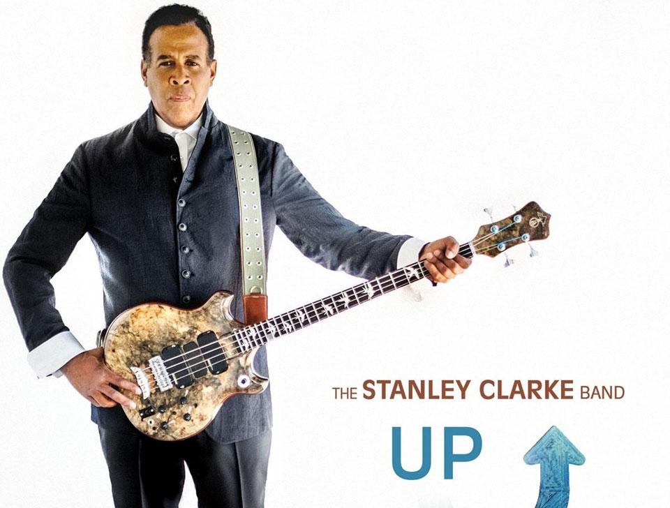 Stanley Clarke en concert