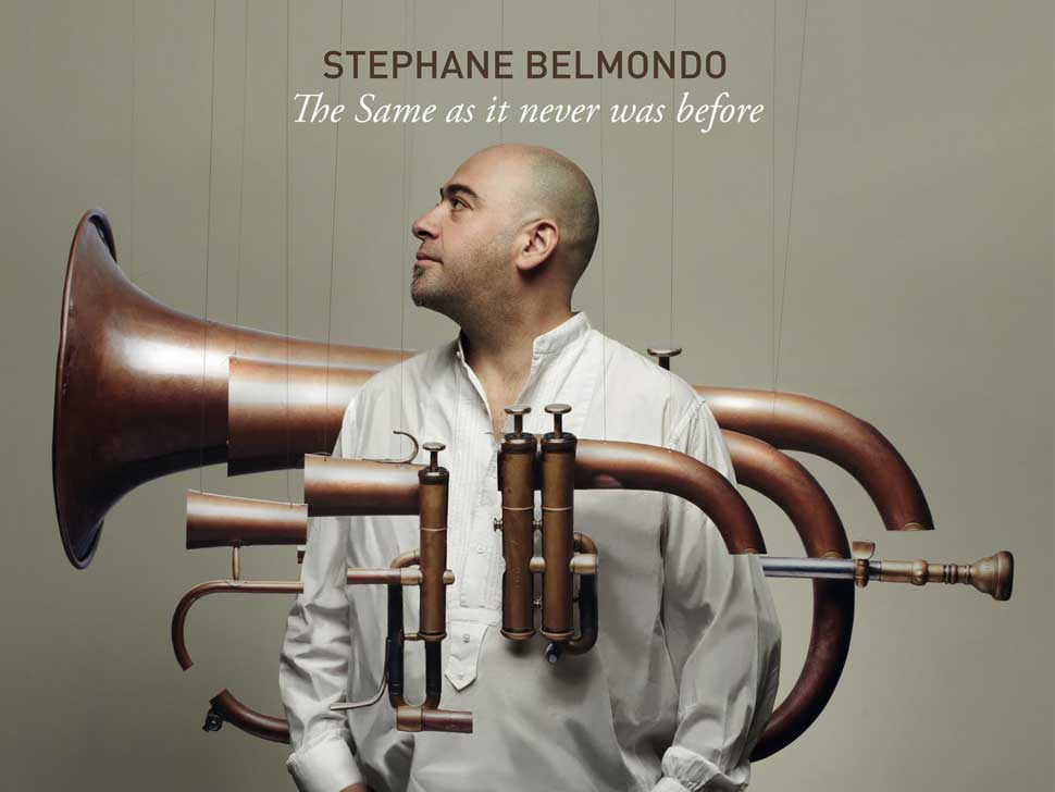 Stéphane Belmondo en concert