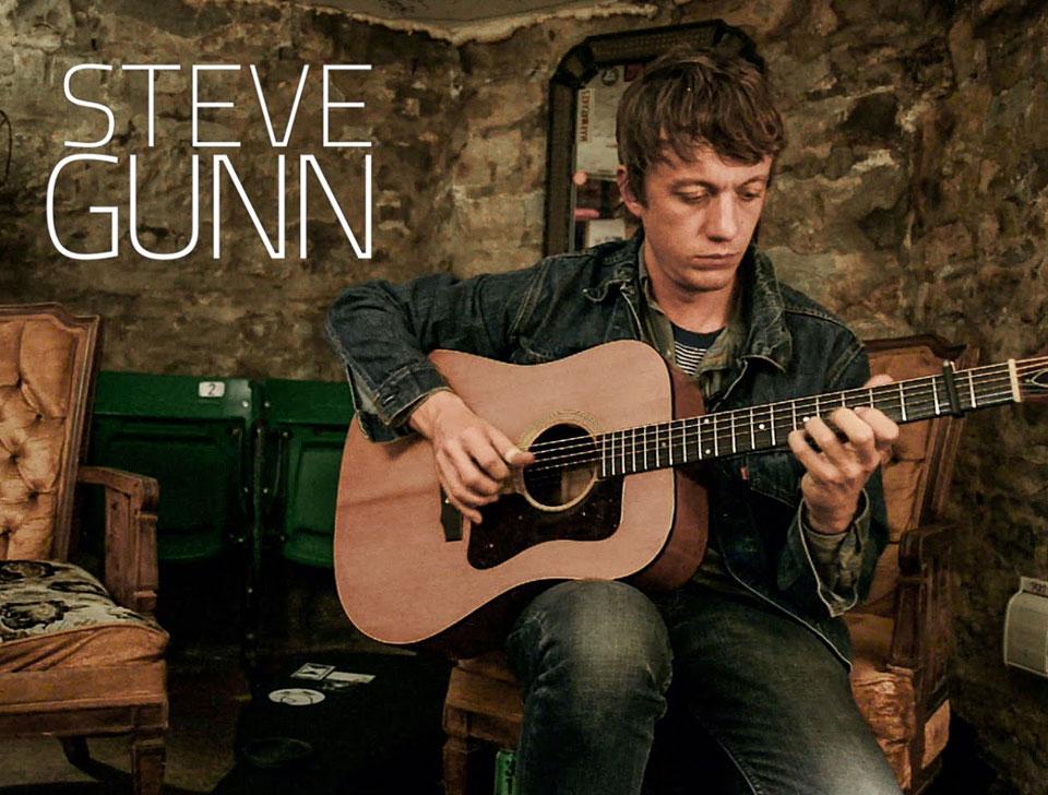 Steve Gunn en concert