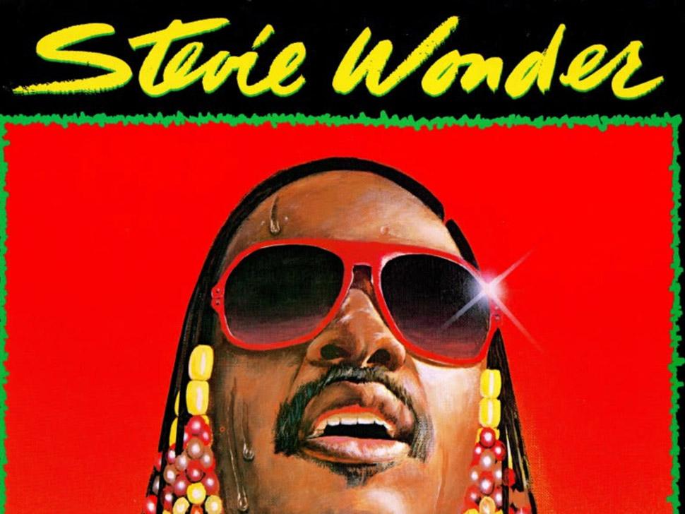 Stevie Wonder en concert