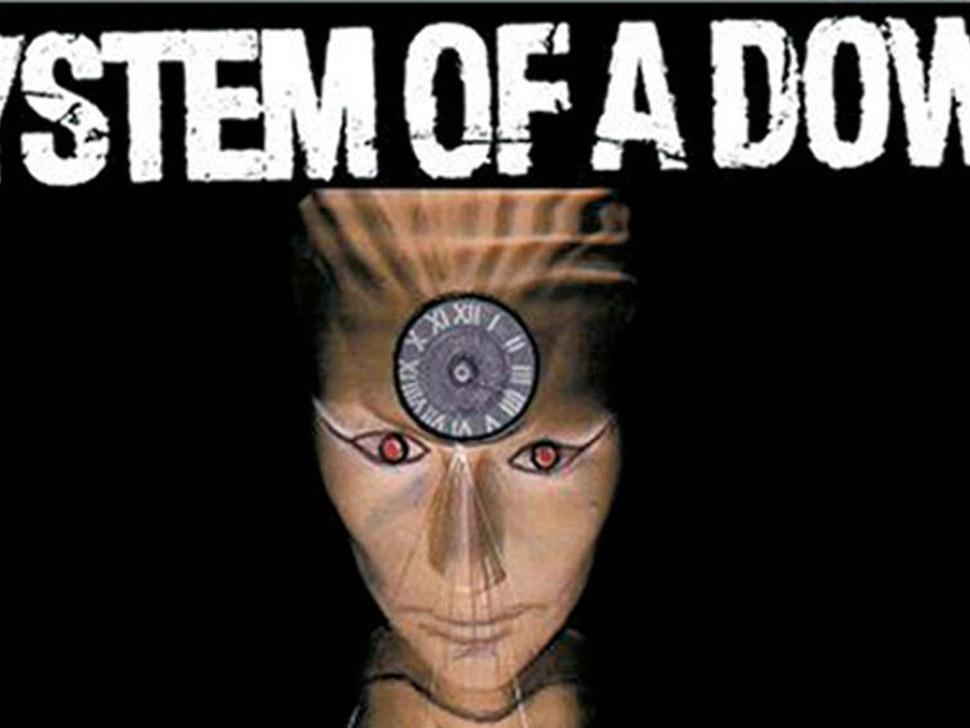 System of a Down en concert