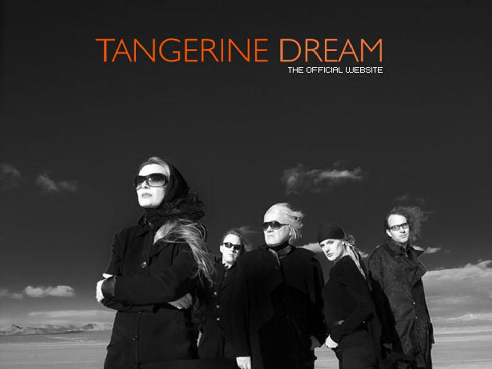 Tangerine Dream en concert