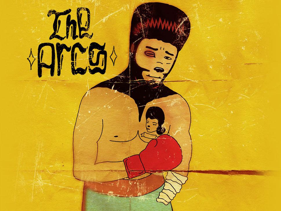 The Arcs en concert