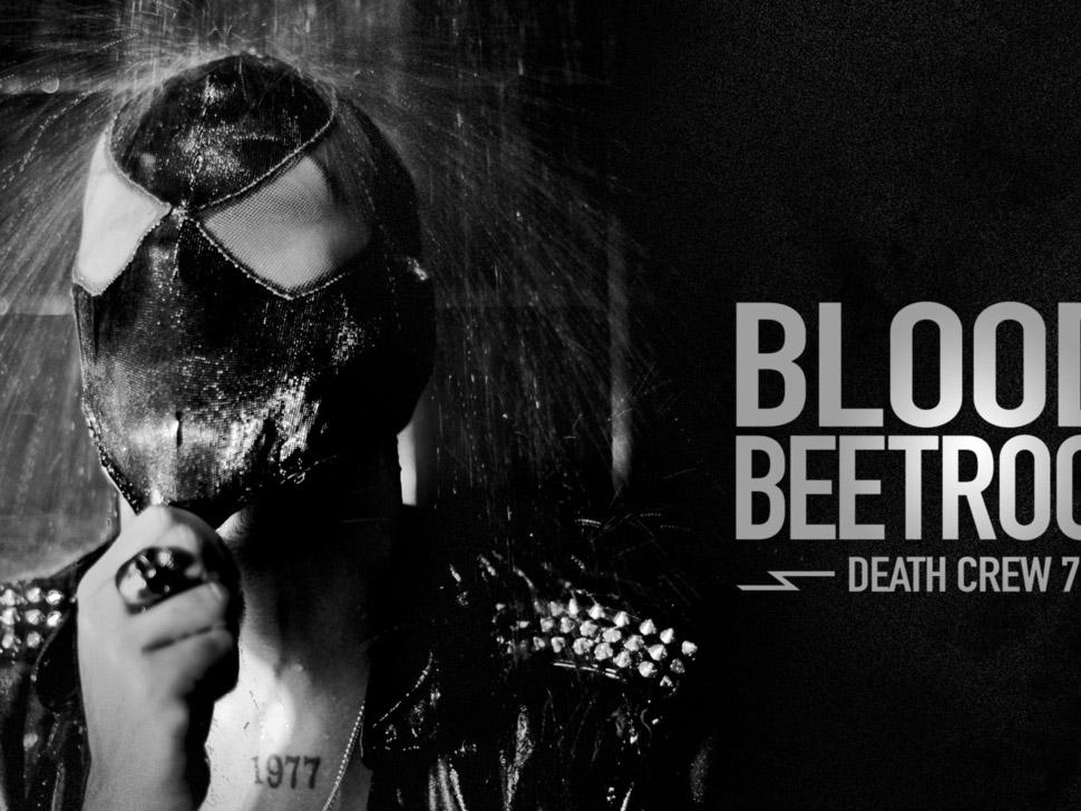 Bloody Beetroots Death Crew 77 en concert