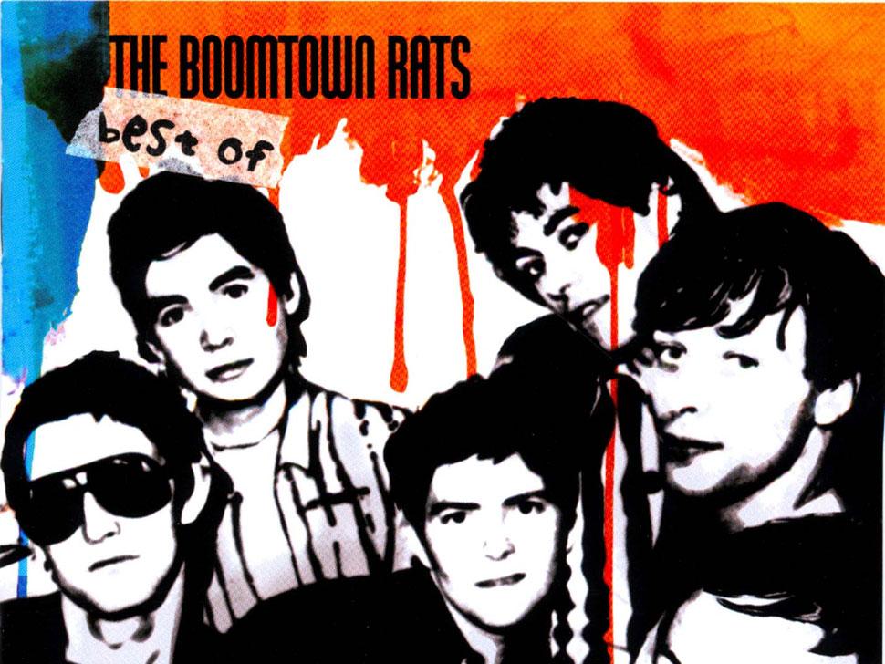 The Boomtown Rats en concert