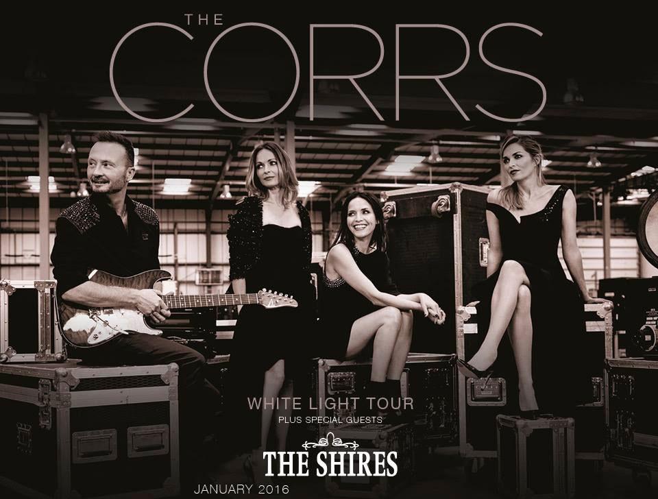 The Corrs en concert