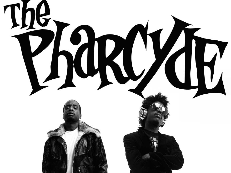 The Pharcyde en concert