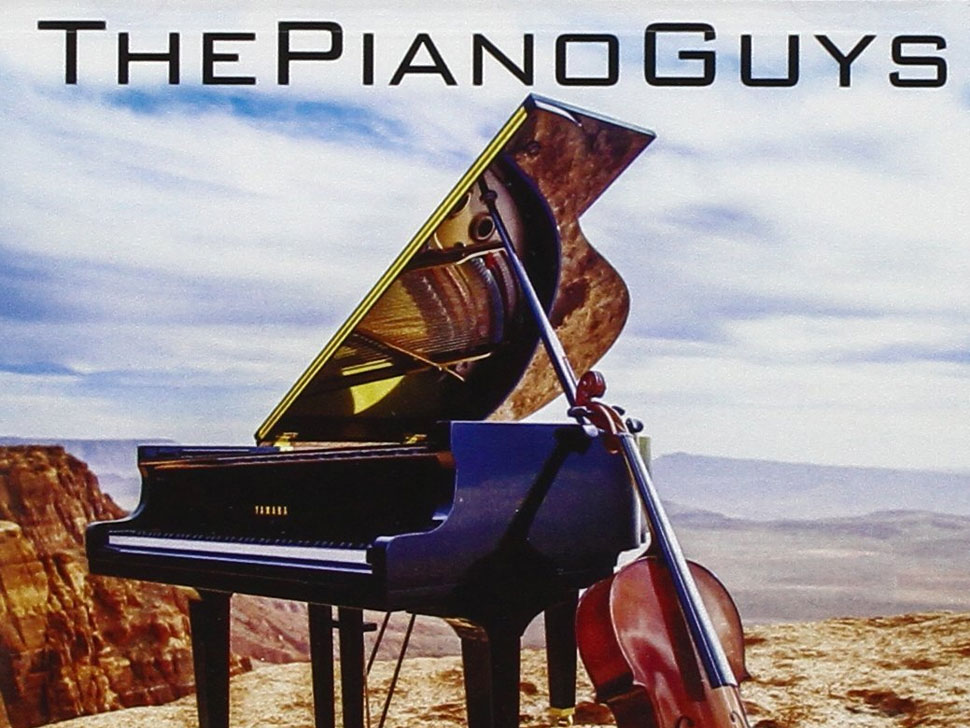 The Piano Guys en concert