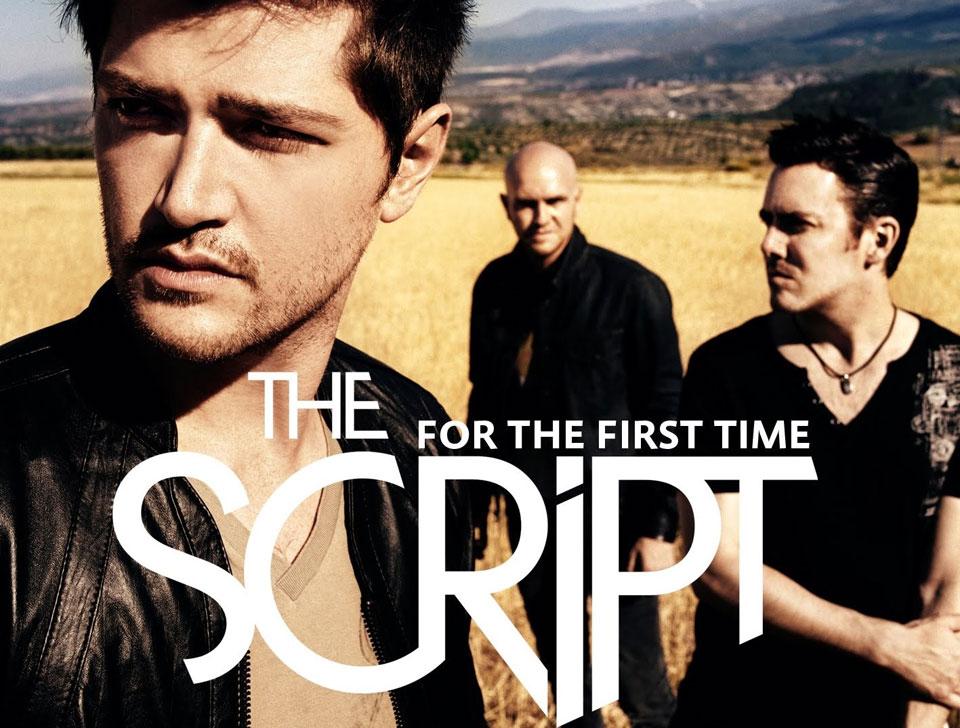 The Script en concert