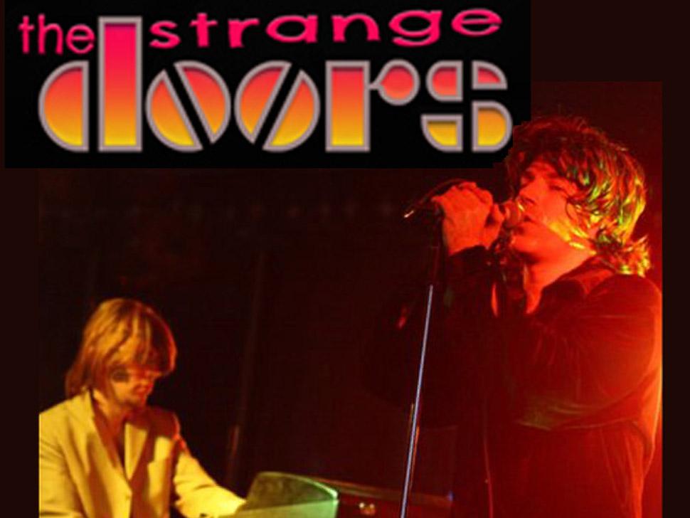 Strange Doors en concert