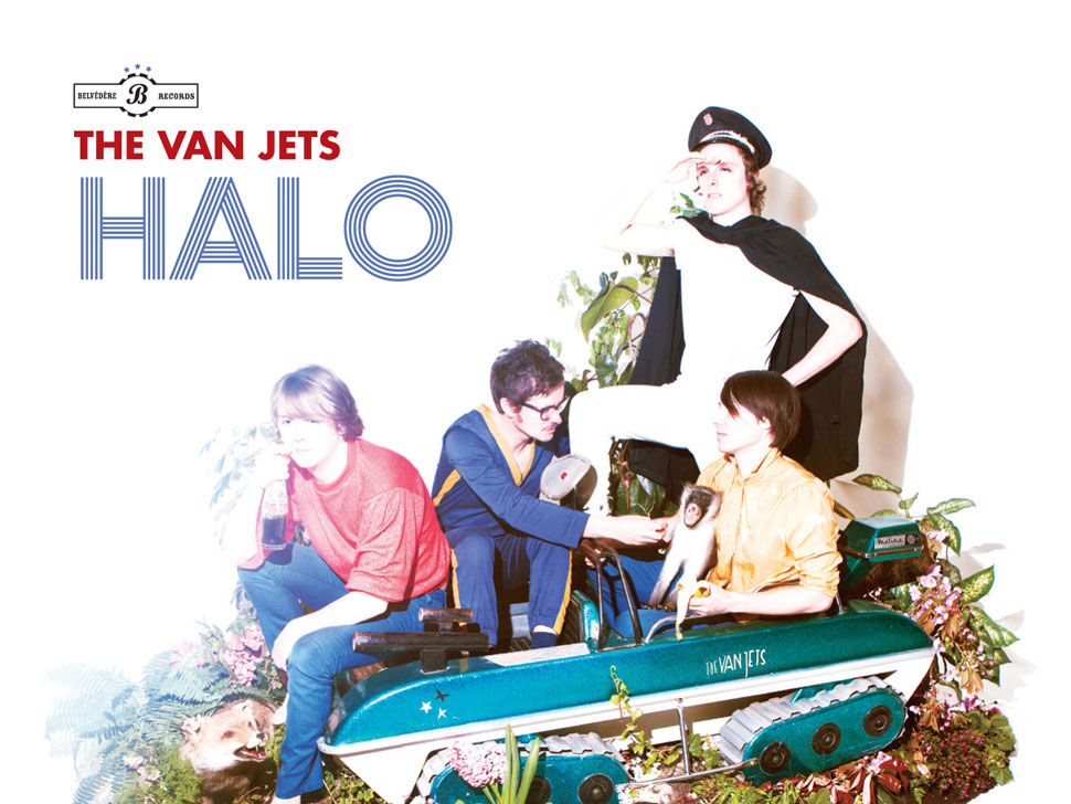 The Van Jets en concert