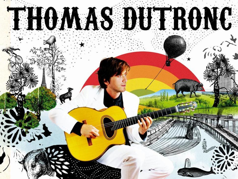 Concert Thomas Dutronc