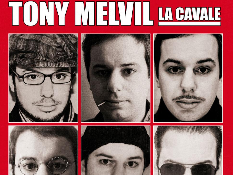 Tony Melvil en concert