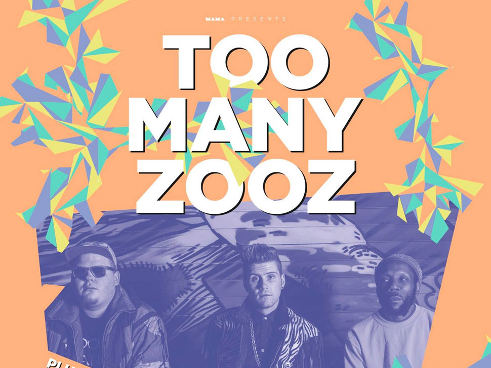 Concert Too Many Zooz