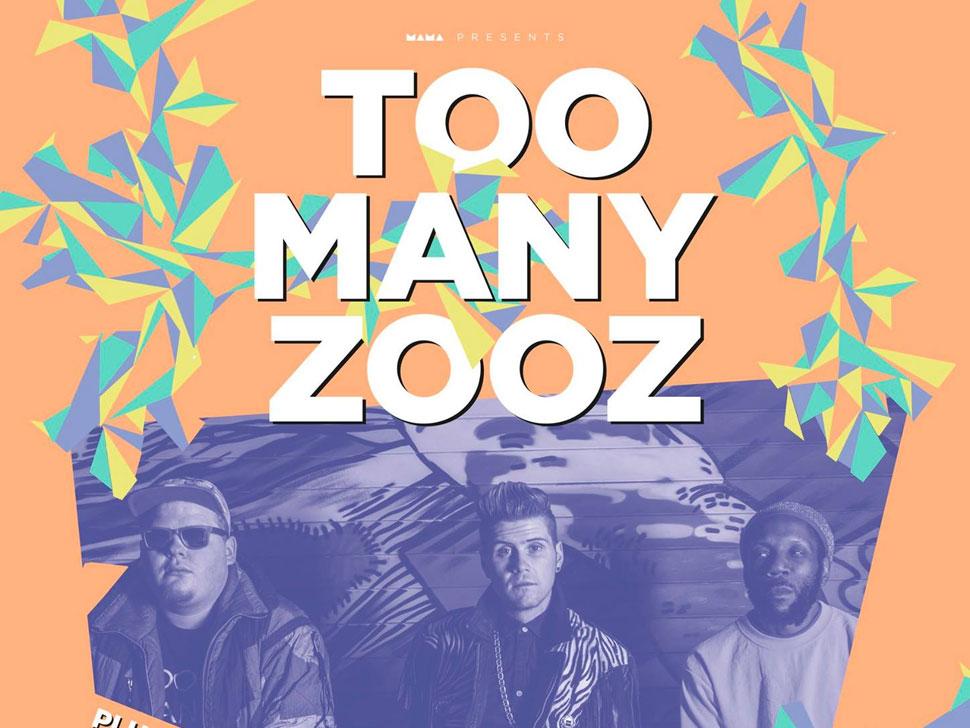 Too Many Zooz en concert