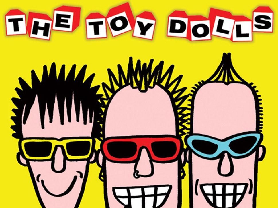 Toy Dolls en concert