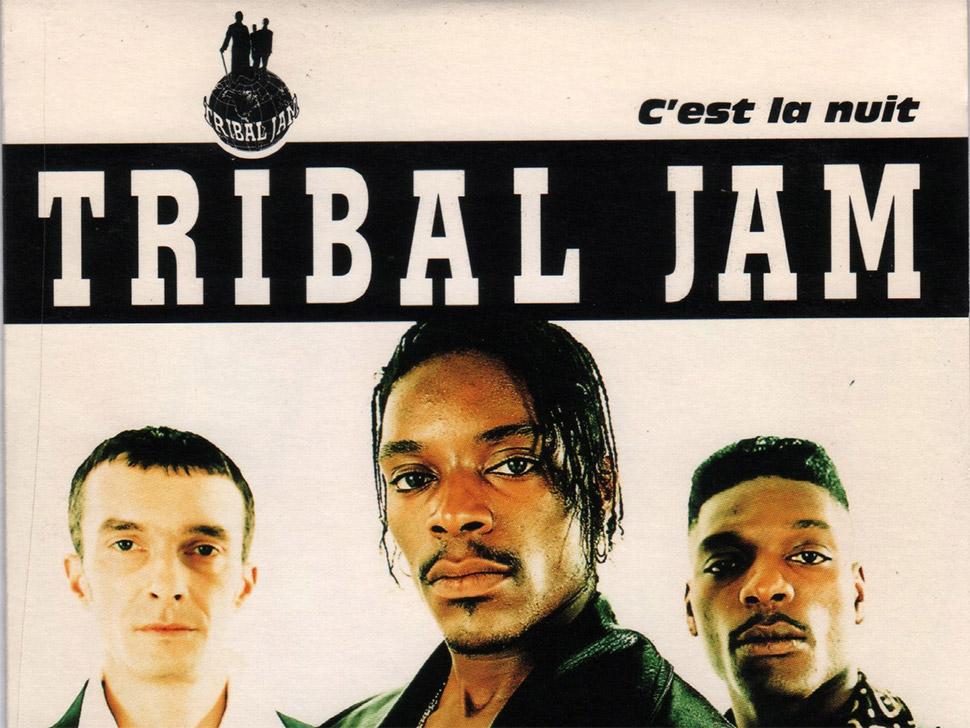 Tribal Jam en concert