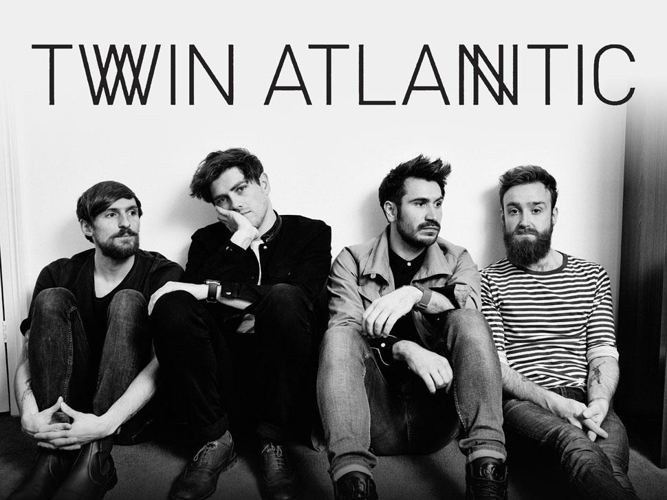 Concert Twin Atlantic