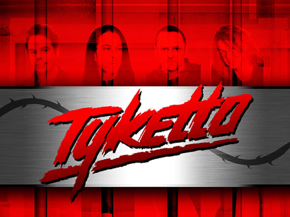 Tyketto en concert
