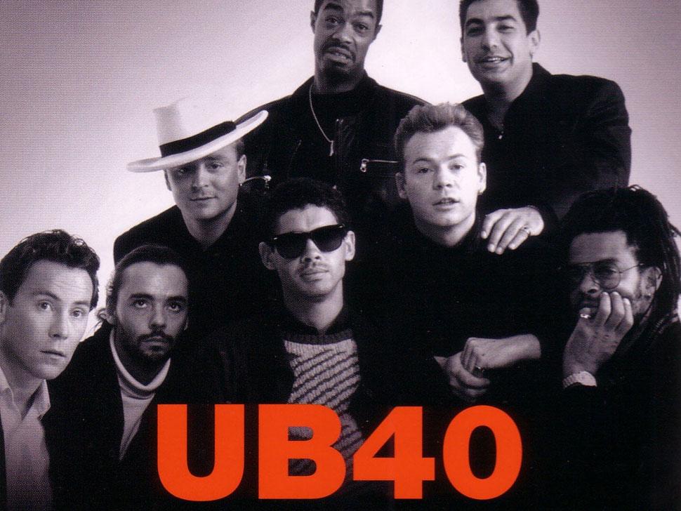UB40 en concert