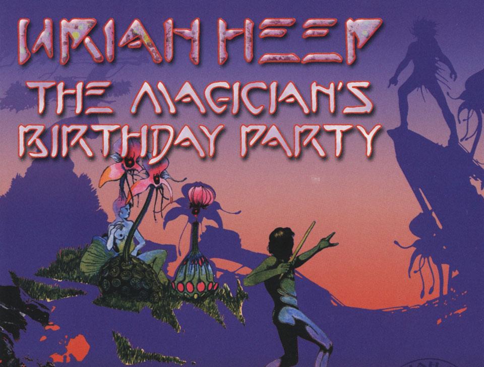 Uriah Heep en concert