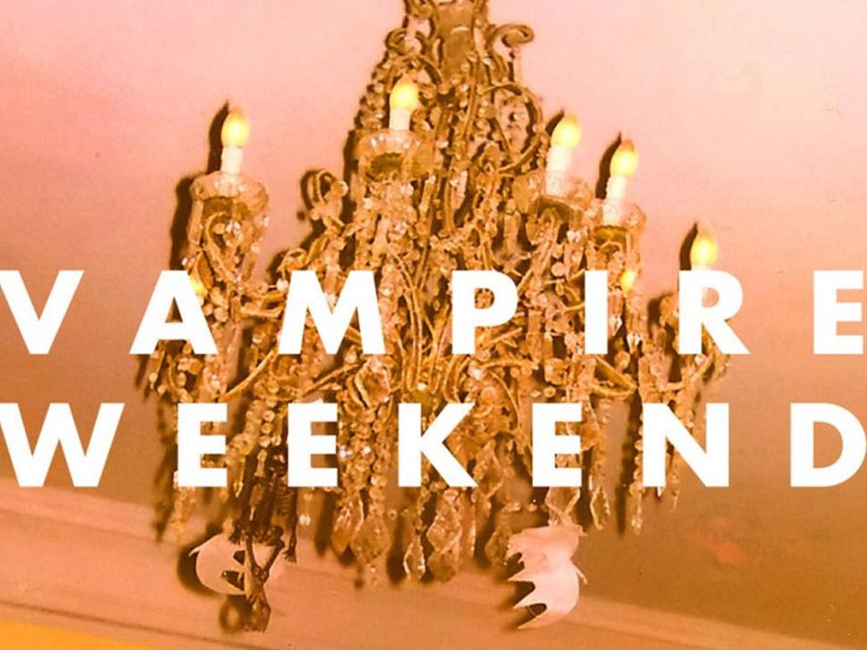 Vampire Weekend en concert