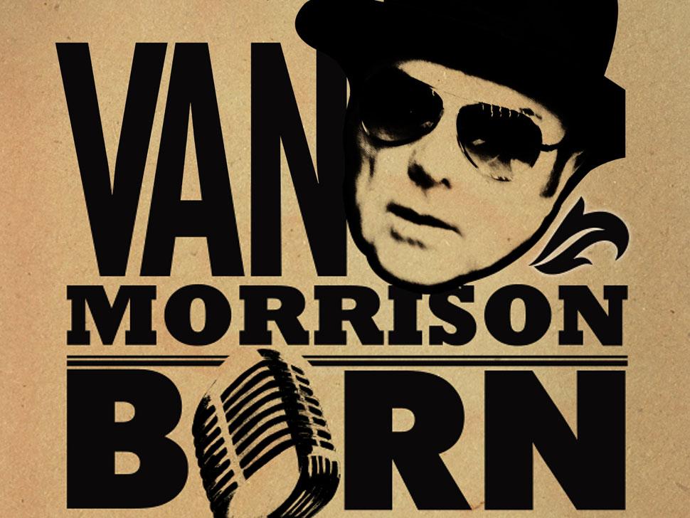 Van Morrison en concert