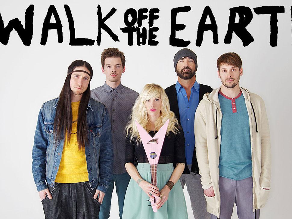 Walk Off The Earth en concert