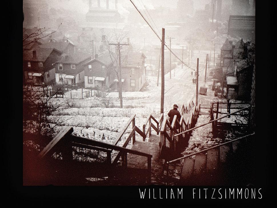 William Fitzsimmons en concert