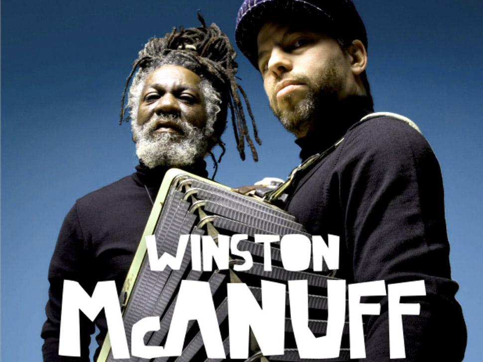 Winston McAnuff en concert